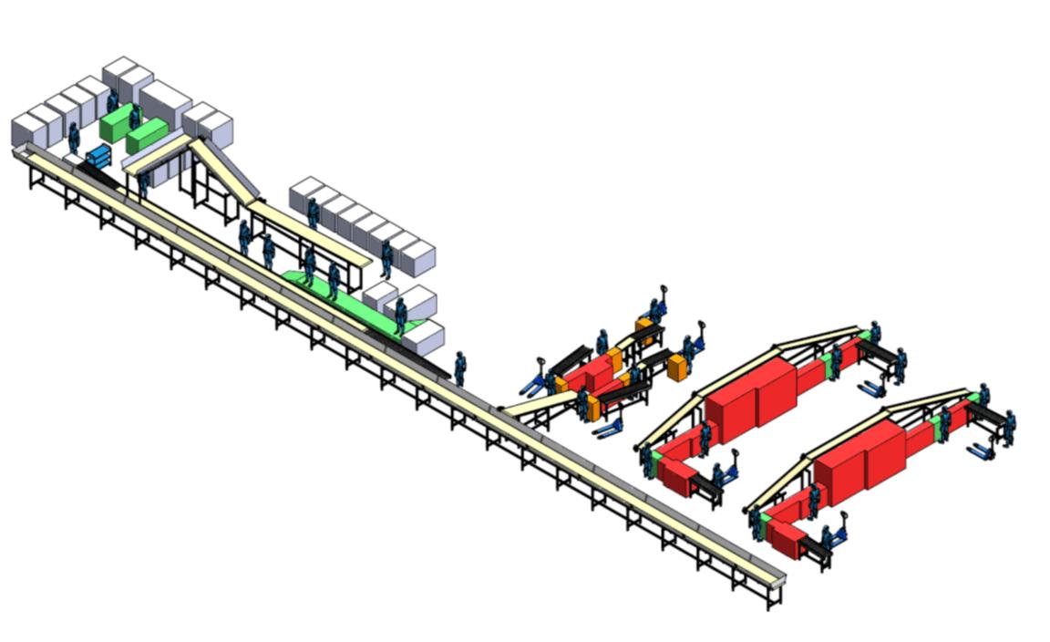 NESKO Engineering - Transportsystemen