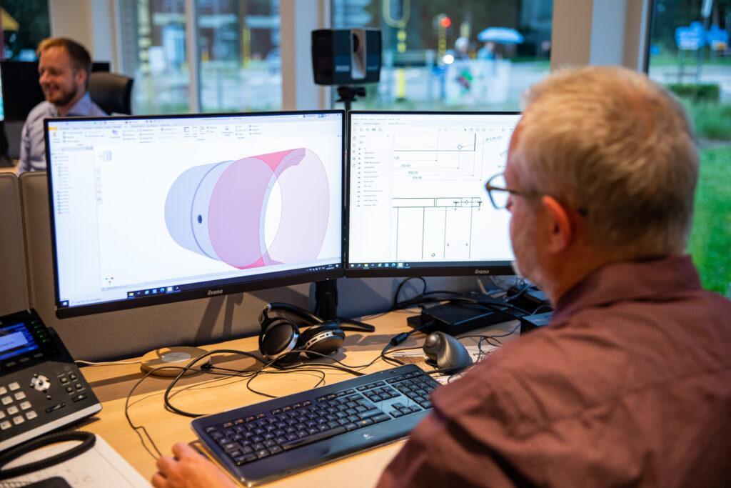 3D scanning & measuring